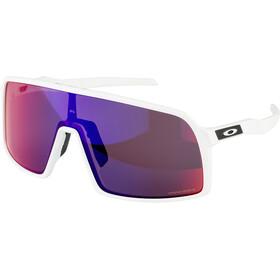 Oakley Sutro Okulary przeciwsłoneczne Mężczyźni, matte white/prizm road